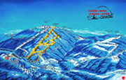 schitterend skigebied vlakbij