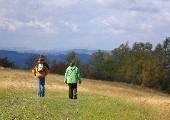 wandelen in het reuzengebergte-voorland