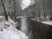 mooie witte winters